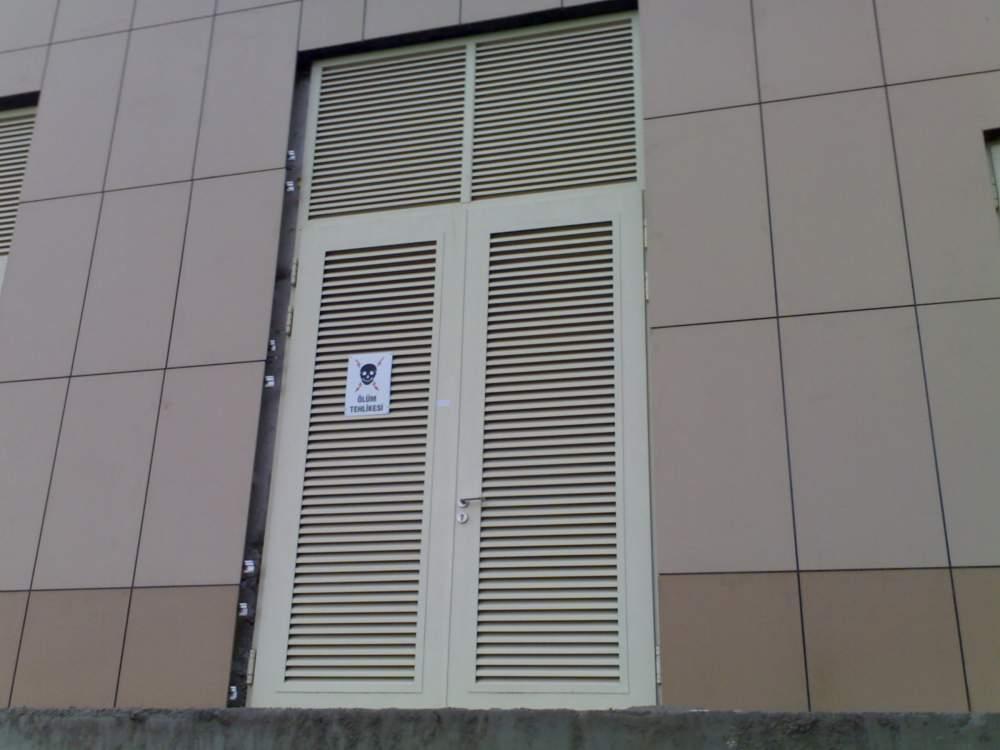 Trafo Kapısı