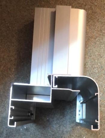 aluminyum kapı kasası